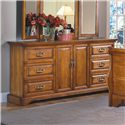 New Classic Honey Creek Dresser - Item Number: 1133-050