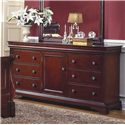 New Classic Versaille Dresser - Item Number: 1040-050