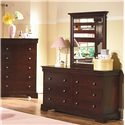 New Classic Versaille Youth Dresser