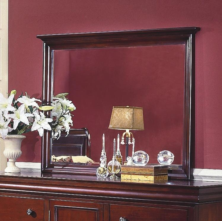 New Classic Versaille Landscape Mirror - Item Number: 1040-060