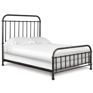 Next Generation by Magnussen Bailey Complete Full Metal Bed