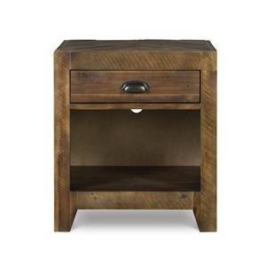 Next Generation by Magnussen Braxton Open Nightstand