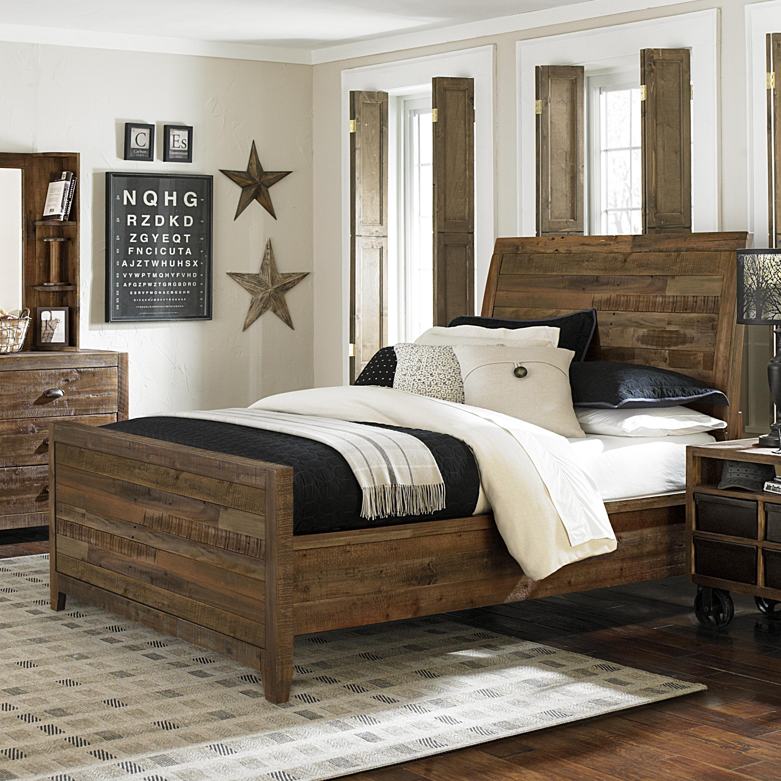 Next Generation by Magnussen Braxton Twin Panel Bed - Item Number: Y2377-54