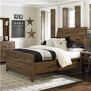 Next Generation by Magnussen Braxton Twin Panel Bed