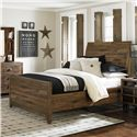 Next Generation by Magnussen Braxton Full Panel Bed - Item Number: Y2377-64