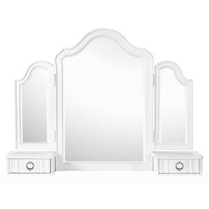 Next Generation by Magnussen Gabrielle Youth Tri-Fold Mirror