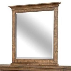 Next Generation by Magnussen Bay Creek Portrait Mirror