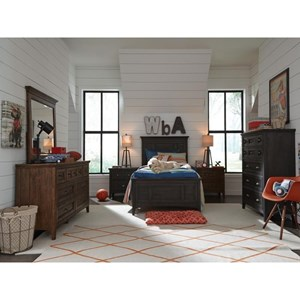 Next Generation by Magnussen Westley Falls Full Bedroom Group