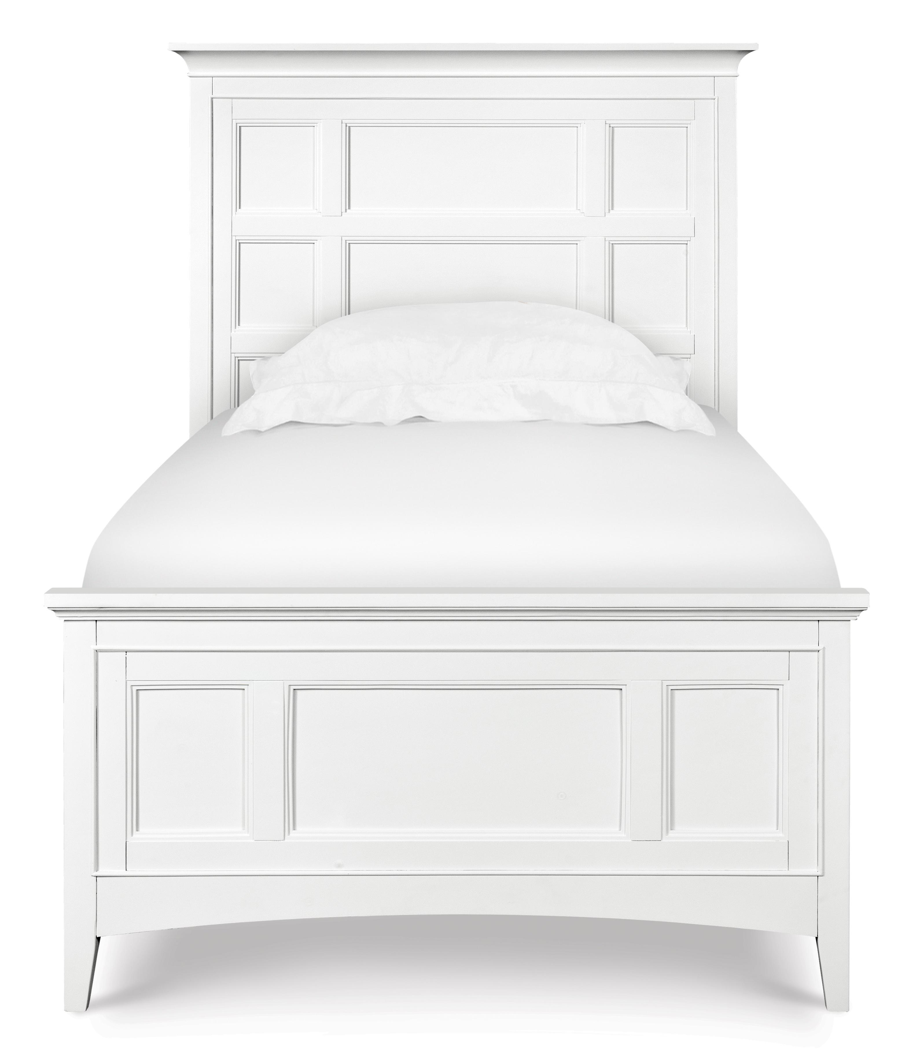 Next Generation by Magnussen Kenley Twin Panel Bed - Item Number: Y1875-54