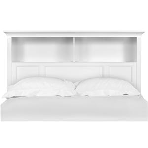 Next Generation by Magnussen Kenley Twin Bookcase Headboard