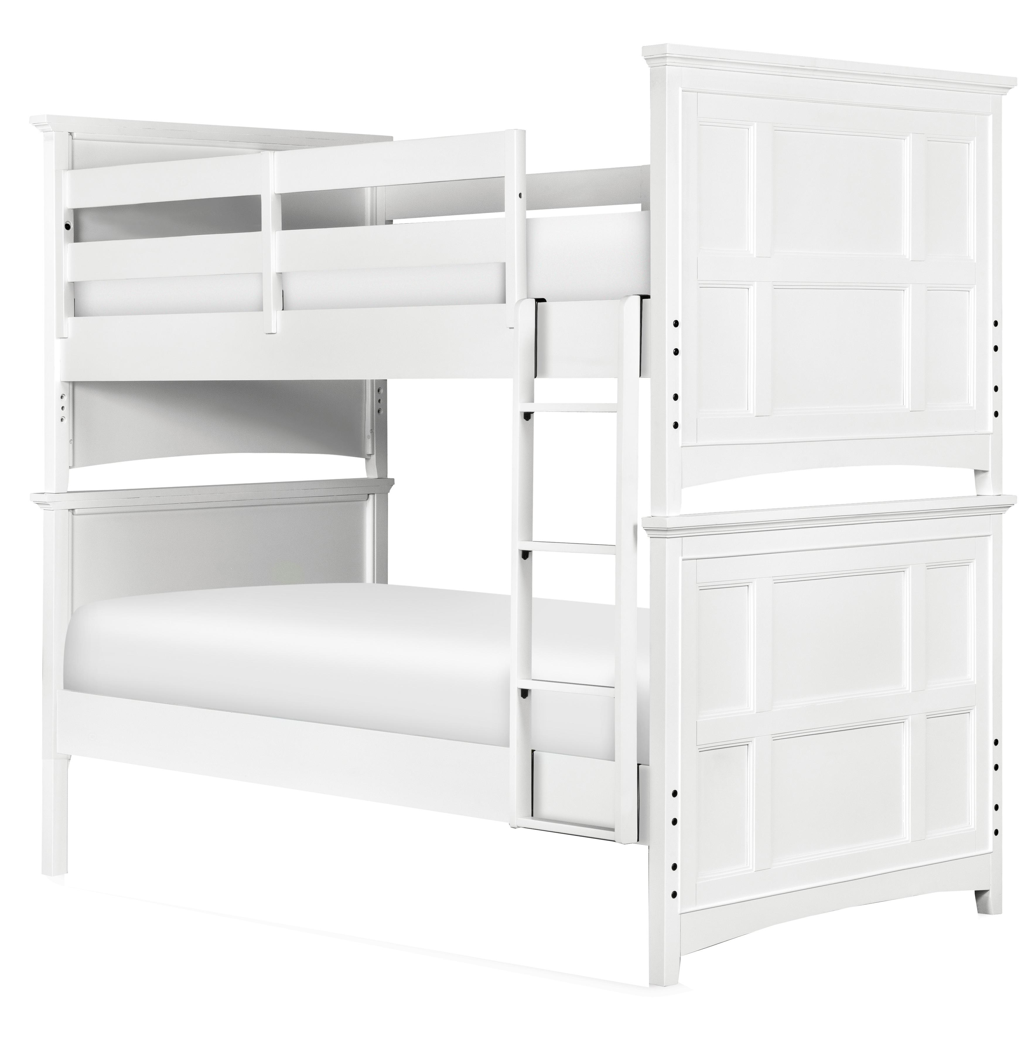 Next Generation by Magnussen Kenley Twin-over-Twin Bunk - Item Number: Y1875-70