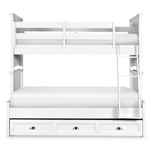 Next Generation by Magnussen Kenley Twin-over-Full Bunk with Trundle