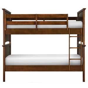 Next Generation by Magnussen Riley Twin Bunk Bed