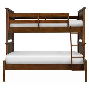 Next Generation by Magnussen Riley Twin Over Full Bunk Bed
