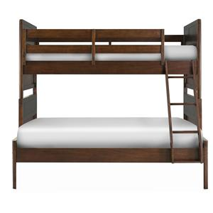 Next Generation by Magnussen Twilight  Twin over Full Bunk Bed