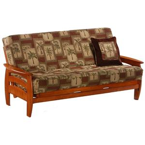 Superieur Night U0026 Day Furniture Corona Teak Queen Size Futon