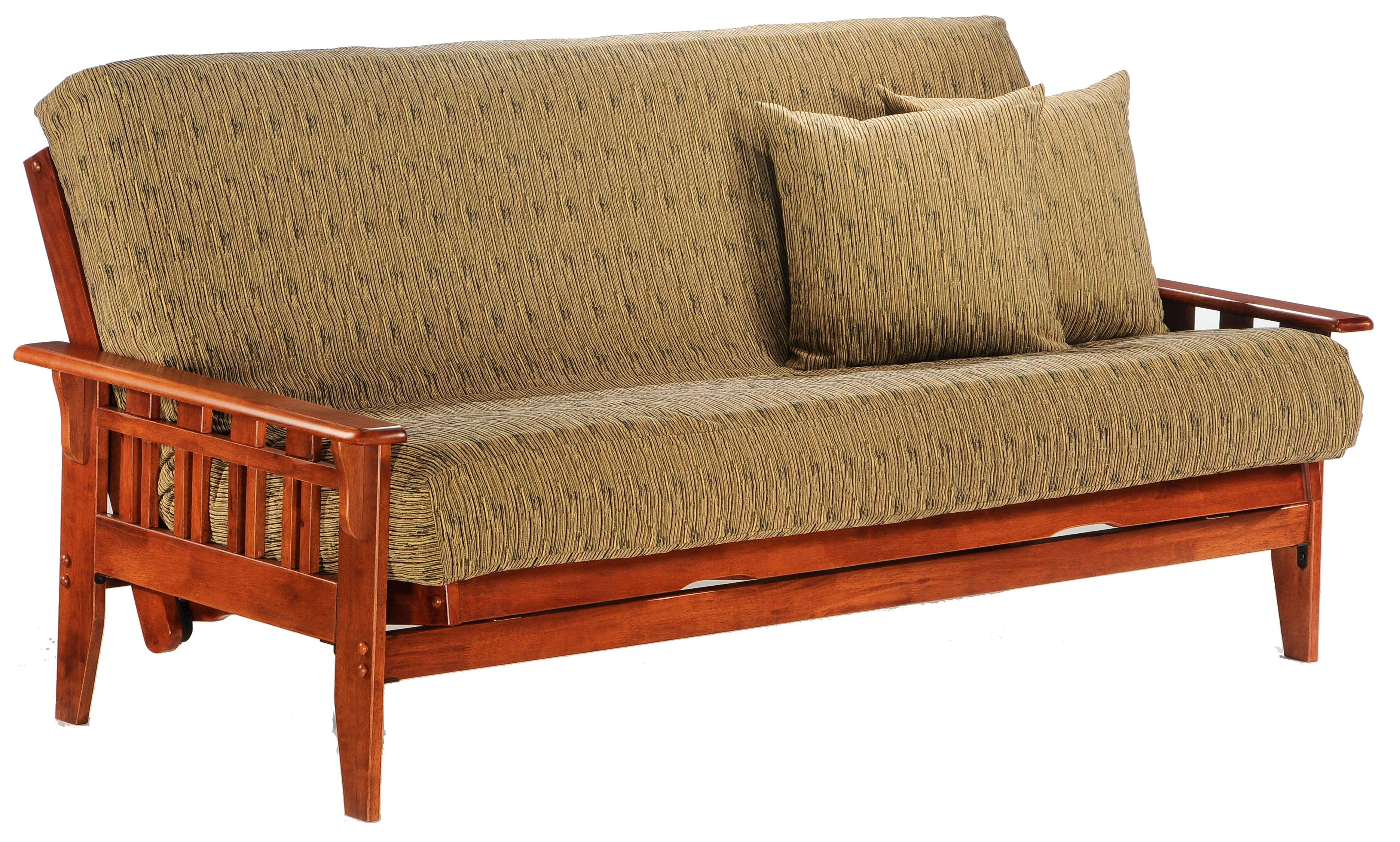 Night Day Furniture Kingston Dark Cherry Chair Size Futon And Liancemart