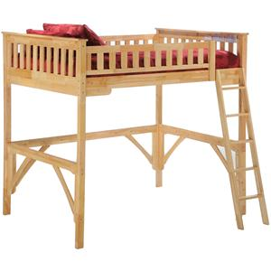 Night & Day Furniture Spice Twin Loft Bed