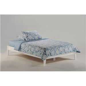 Night & Day Furniture Spice Basic Twin Bed