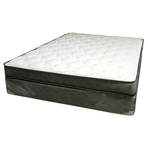 Noahs Manufacturing Sereni-Sleep 101 Full Mattress and Foundation