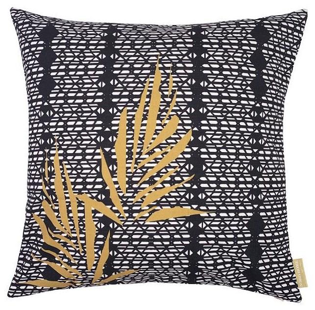 Kanu Square Pillowcase by Noho Home at HomeWorld Furniture