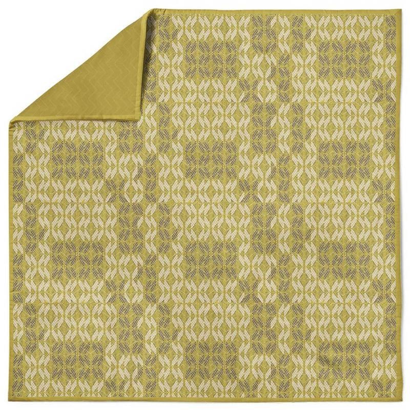 Pe'a Queen Quilt by Noho Home at HomeWorld Furniture