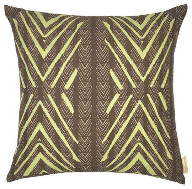 Tiki Square Pillowcase by Noho Home at HomeWorld Furniture