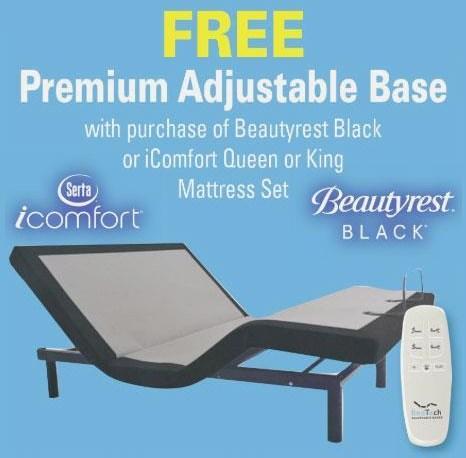 Premium Adjustable Base