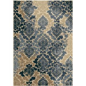 None Orian Area Rugs  - 1831-5