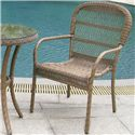 NorthCape International Avalon Bistro Chair - Item Number: NC4070DC-COCOA