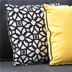 "NorthCape International Bainbridge 16"" Square Throw Pillow"