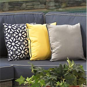 "NorthCape International Bainbridge 16"" Square Throw Pillow"