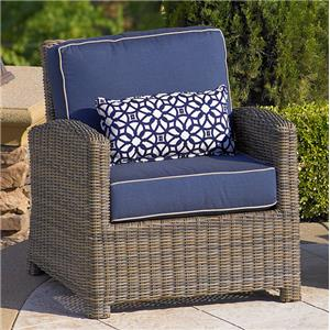 NorthCape International Bainbridge Club Chair w/ Cushion