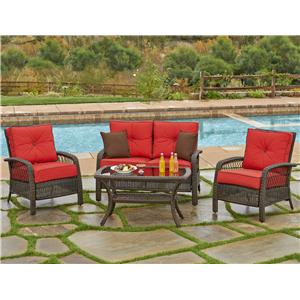 NorthCape International Beacon 4 Pc Chat Set
