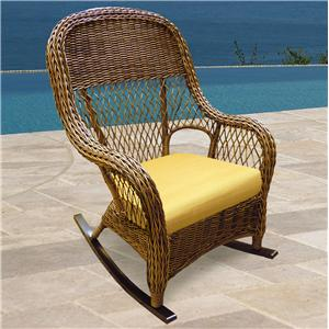 NorthCape International Berkshire Highback Rocker