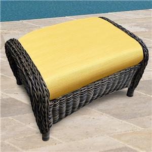 NorthCape International Berkshire Ottoman