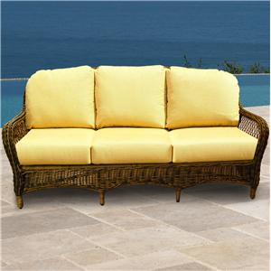 NorthCape International Berkshire 3 Seater Sofa