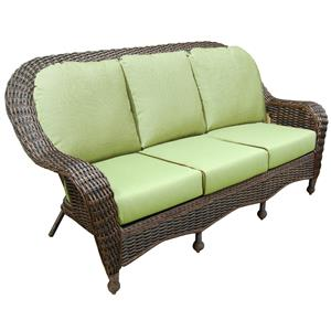 3 Seater Sofa w/ Cushion