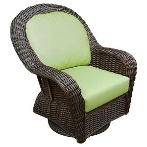 Swivel Glider w/ Cushion