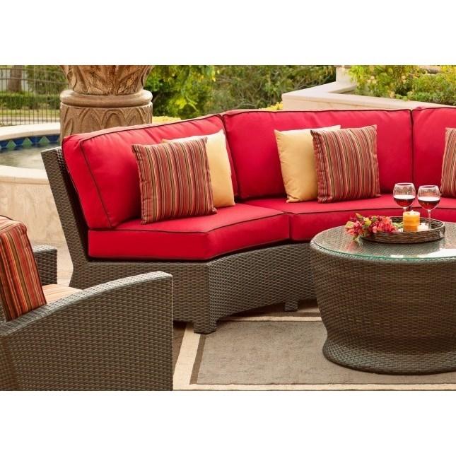 Northcape International Cabo Armless Contour Sofa W Cushion John V Schultz Furniture