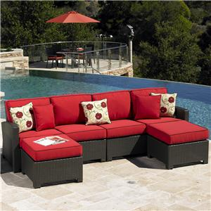 NorthCape International Cabo Outdoor Sectional