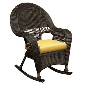 NorthCape International Charleston High Back Rocker