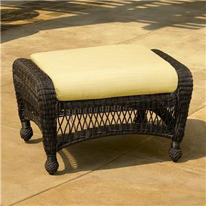 NorthCape International Charleston Ottoman