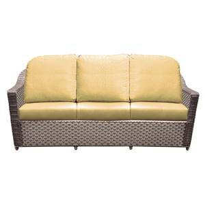 NorthCape International Covington 3 Seater Sofa