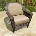 NorthCape International Georgetown NC Outdoor Chair - Item Number: NC3244-C