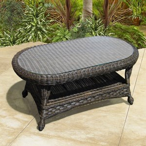 NorthCape International Georgetown NC Outdoor Coffee Table