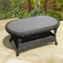 NorthCape International Georgetown NC Outdoor Coffee Table - Item Number: NC3244-CT+ACT-GL