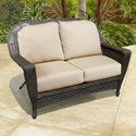 NorthCape International Georgetown NC Outdoor Loveseat - Item Number: NC3244-LS