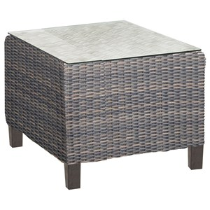 NorthCape International San Marino Outdoor End Table