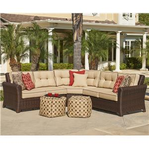 NorthCape International Tisdale Corner Sectional
